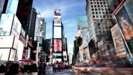 Times Square,New York video
