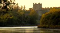Tintern Abbey (from bridge), Wexford, Ireland video
