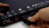 DVI to HDMI Monitor install video