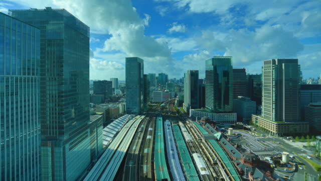 Tokyo Station video