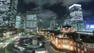 Tokyo Station video