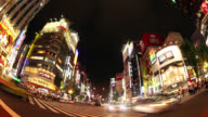 4K UHD Tokyo Time Lapse - Shinjuku Streets and Station video