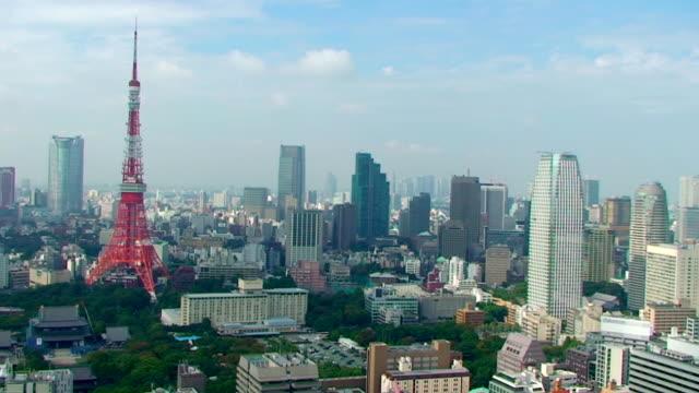 Tokyo Tower - Japan video