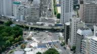 Tokyo Traffic Time Lapse HD video
