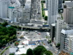 Tokyo Traffic Time Lapse NTSC video