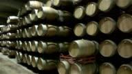 Toneles de vino video