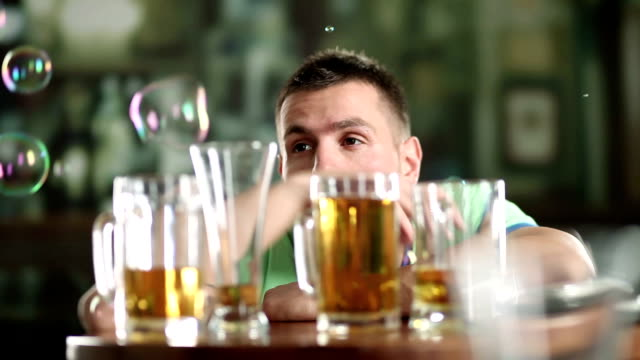 Too much beer video