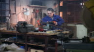HD: Toolmaker Difficulty Drilling A Tool video