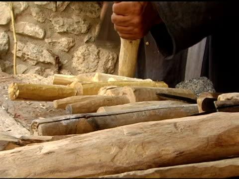 Tools of a Carpenter video