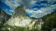 Top of Yosemite Valley - Time Lapse video