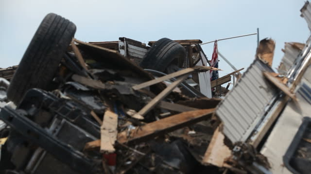 Tornado: Complete Destruction of Joplin video