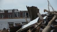Tornado Damage in Joplin Missouri video