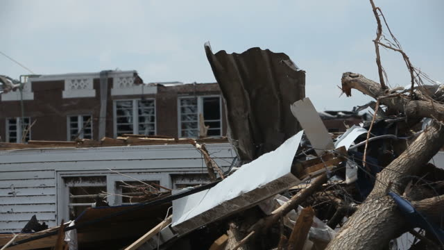Tornado Damage in Joplin Missouri video