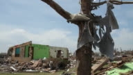 Tornado Damage video