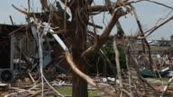 Tornado Devastation video