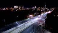 Toronto, Ontario Intersection video