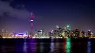 Toronto Skyline, Canada video