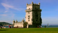 Torre de Belém – Lisbon, Portugal video