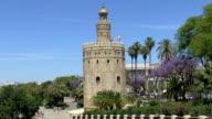 Torre del Oro - Seville, Spain video
