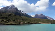 Torres del Paine National park in Patagonia video