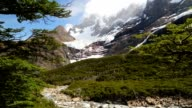 Torres del Paine national park. Patagonia, Chile video