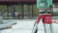 Total station (tacheometer) video