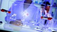 Touch Screen Technology Future Research Human Brain Genetics video