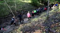 Tough Mudder Run video
