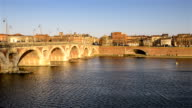 Toulouse, France - Video  - The Pont Neuf video