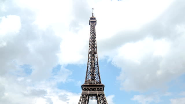 Tour Eiffel Timelapse video