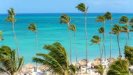 Tourist beach attraction, Aruba video