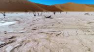 HELI Tourists In The Dead Vlei video