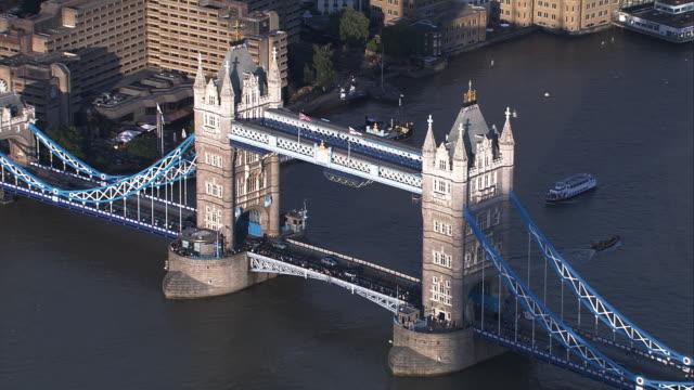 Tower Bridge London, England video