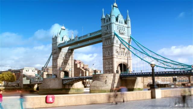 Tower bridge - london video