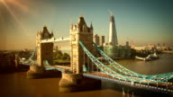 Tower Bridge Morning Time Lapse video