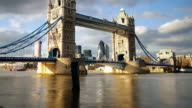 Tower Bridge time-lapse London video