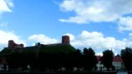 Tower of Gediminas, Vilnius, Lithuania video