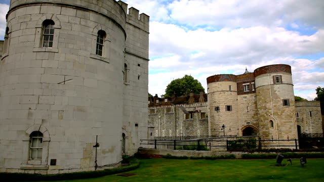 Tower of London, England, UK video