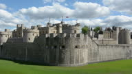 Tower of London in City of London,England UK video