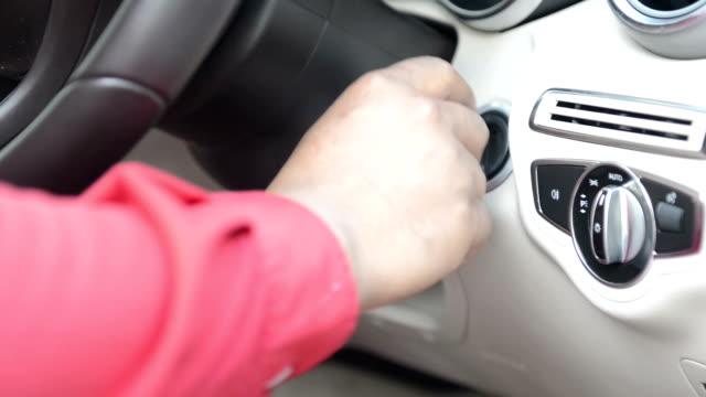 Towing car video