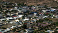 town - no springbok - Aerial View - Northern Cape,  Namakwa District Municipality,  Nama Khoi,  South Africa video