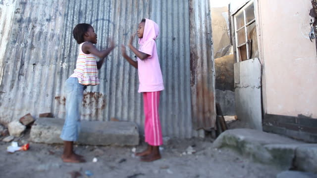 Township Girls Playing video