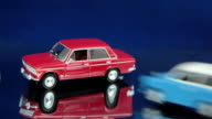 toy car accident video