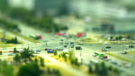 Toy city video