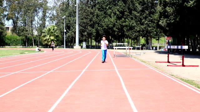 Track Practice video