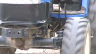 Tractor ride - HD 1080/30f video