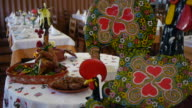 Traditional cuisine of Portugal video