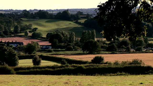 Traditional English countryside video