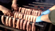 Traditional Smoked Sausage video