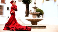 Traditional Spanish Flamenco video
